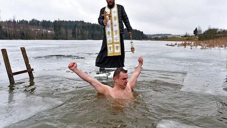Чего нельзя делать на Крещение