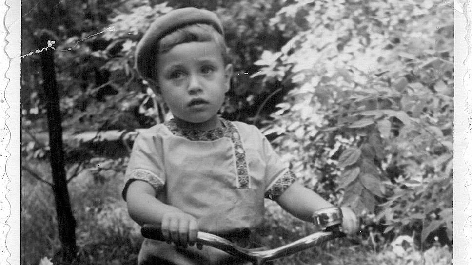 леонид куравлёв в детстве