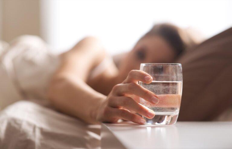 Стакан воды утром опасен для здоровья