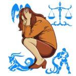 Самые депрессивные знаки зодиака - рейтинг