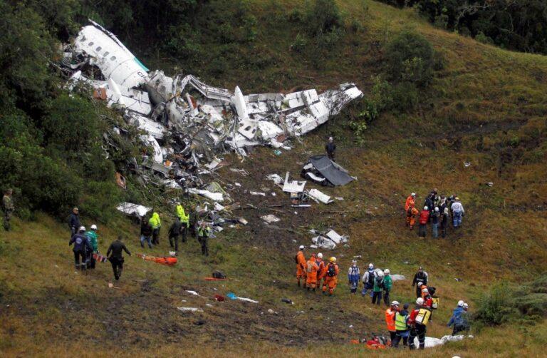 Выживание в авиакатастрофах