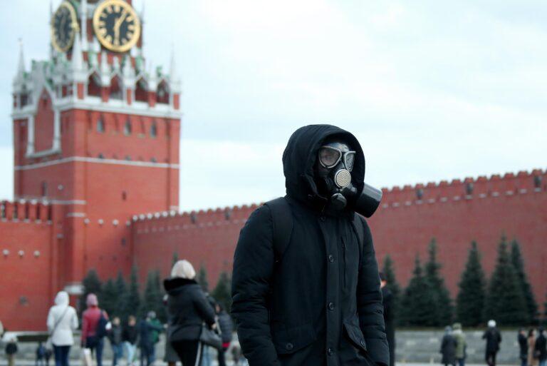 Пандемия COVID-19 в России