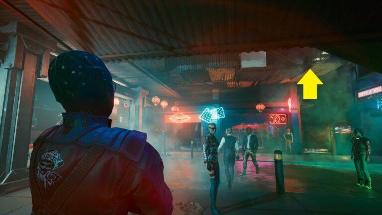 Гайд Cyberpunk 2077 Как использовать быстрое перемещение