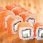 Рецепт суши Филадельфия в домашних условиях
