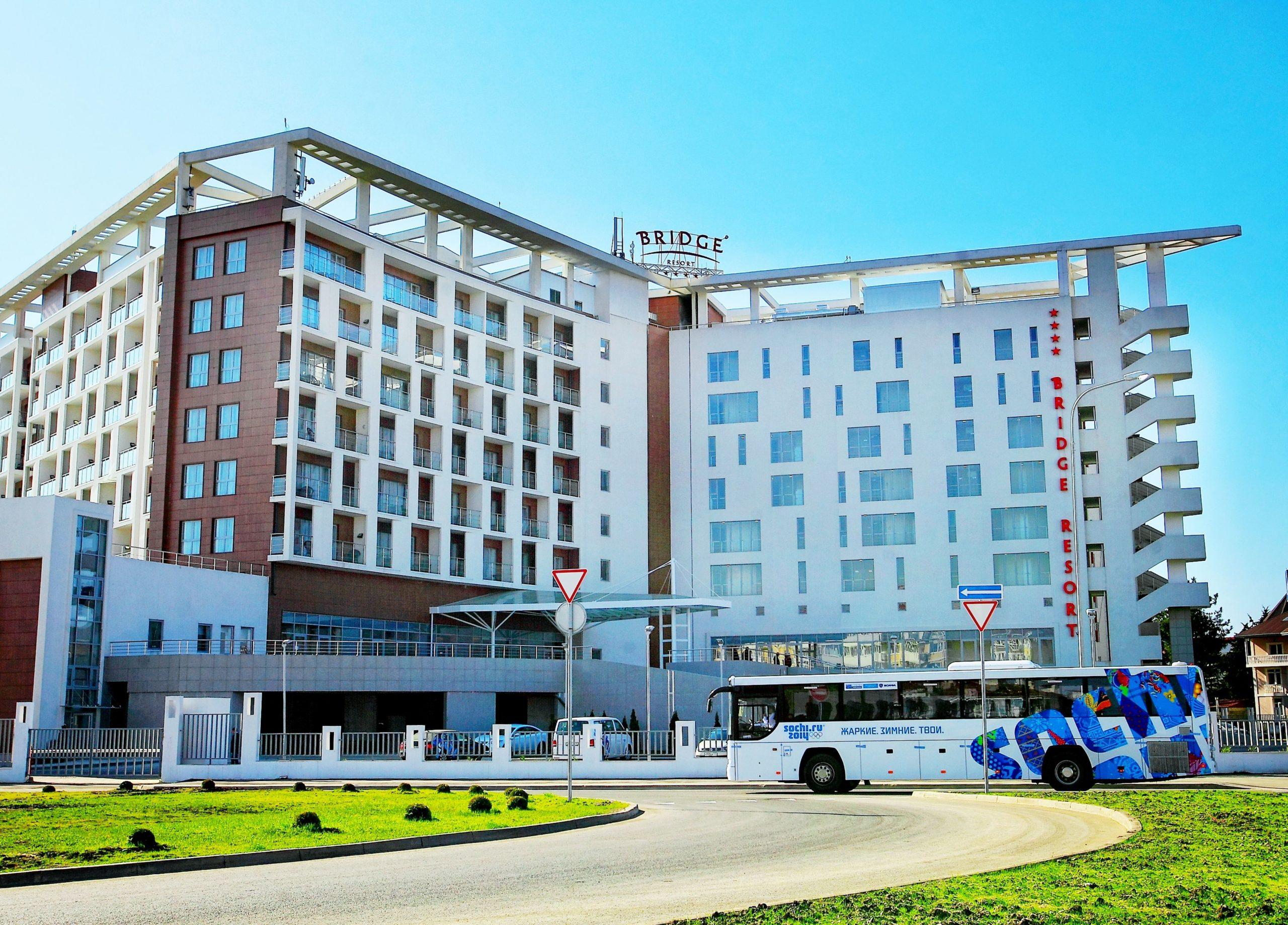 Санаторно-курортный комплекс Bridge Resort