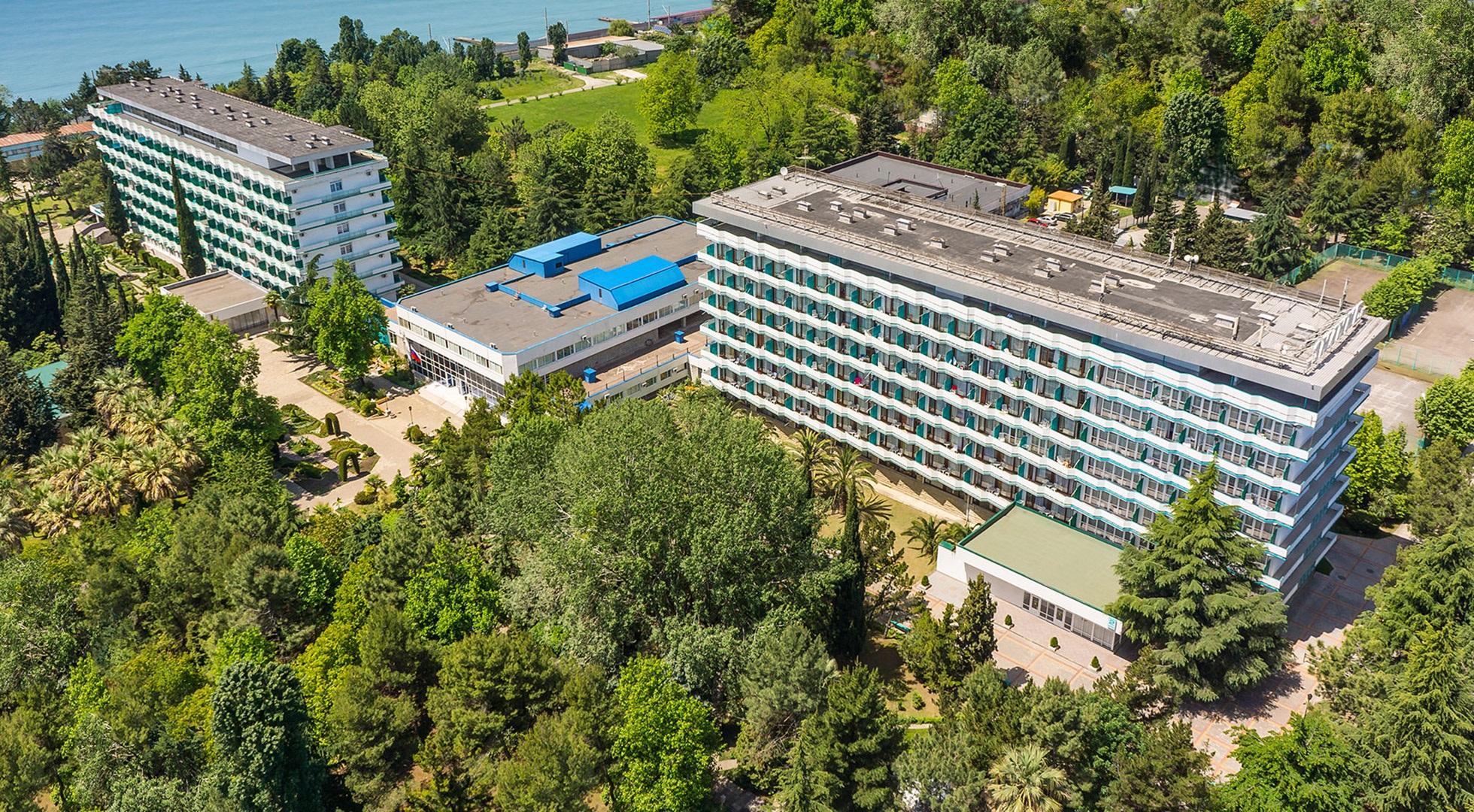 Санаторно-курортный комплекс Знание
