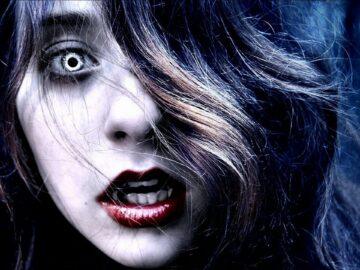 Страшная история Девушка с фото