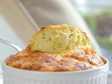 Суфле из картофеля