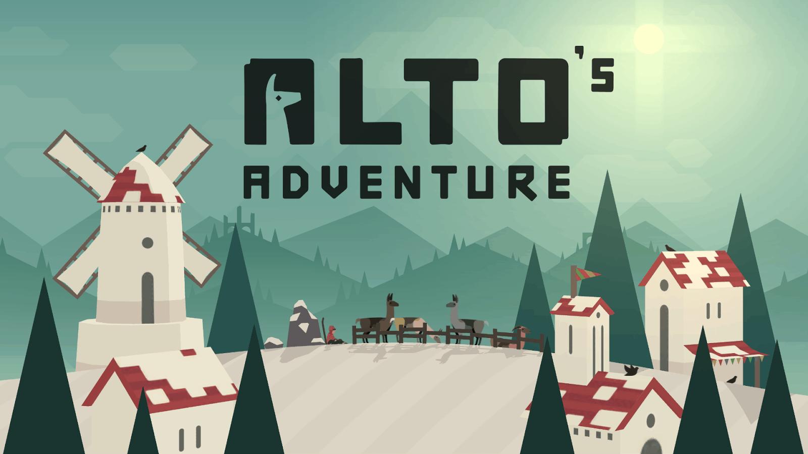 alto s adventure андроид