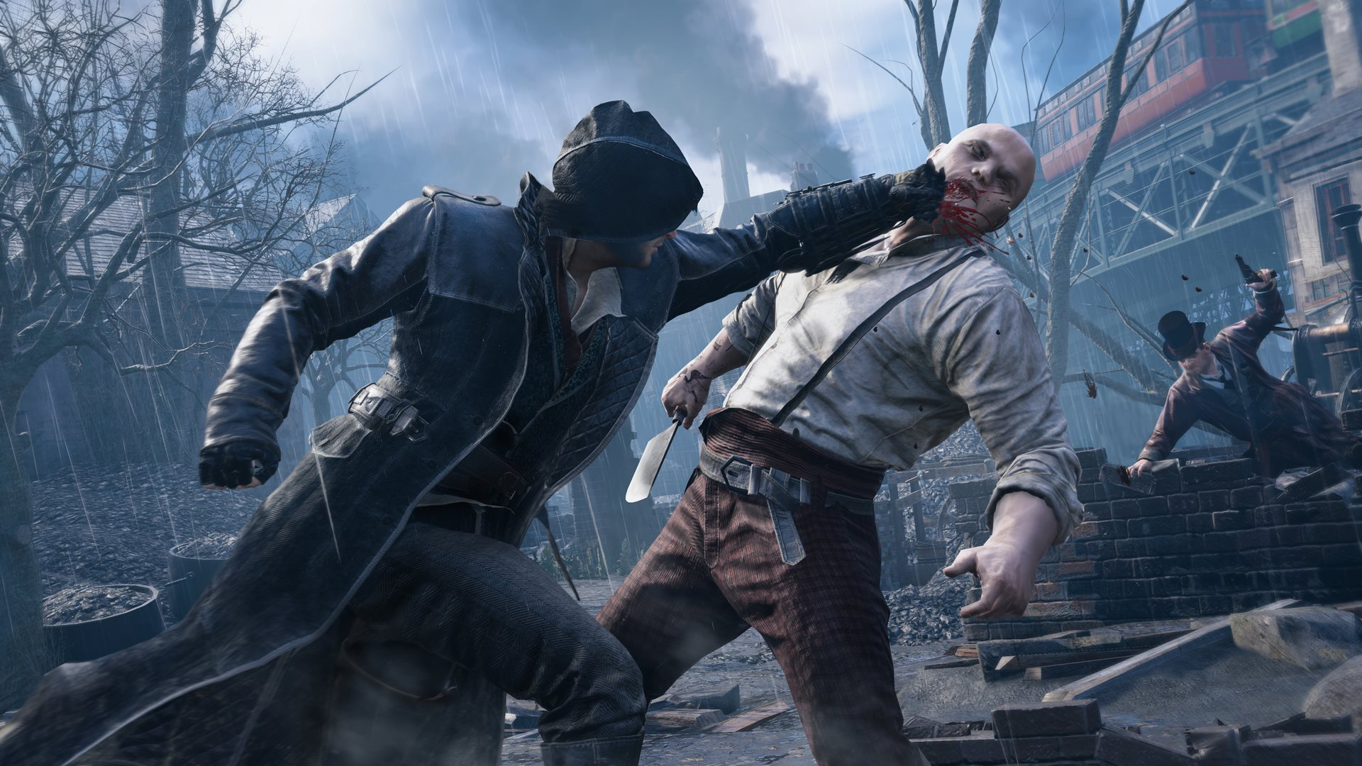 игра Assassin s Creed Syndicate