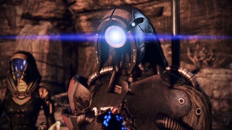 Гайд по Mass Effect 3 - Основная миссия Приоритет Раннох