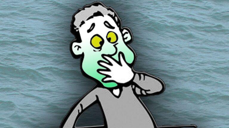 Морская болезнь у детей