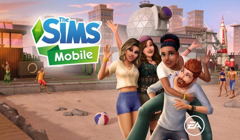 Как завести ребенка в The Sims Mobile