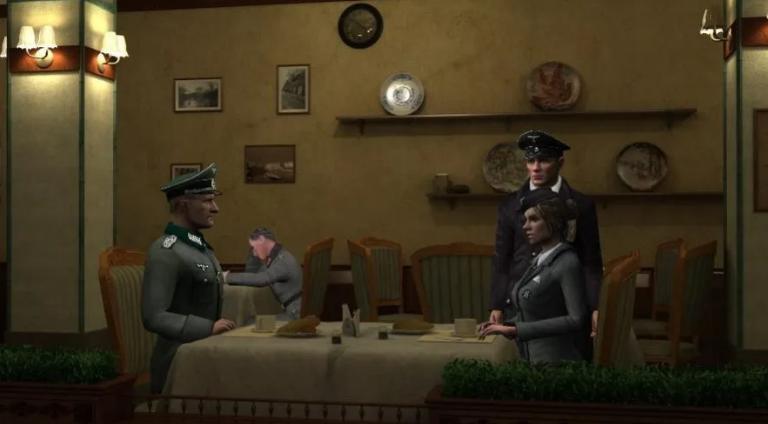 Для тех кто любит проводить время за компьютерными играми «Архивы НКВД: Охота на фюрера Операция «Бункер»