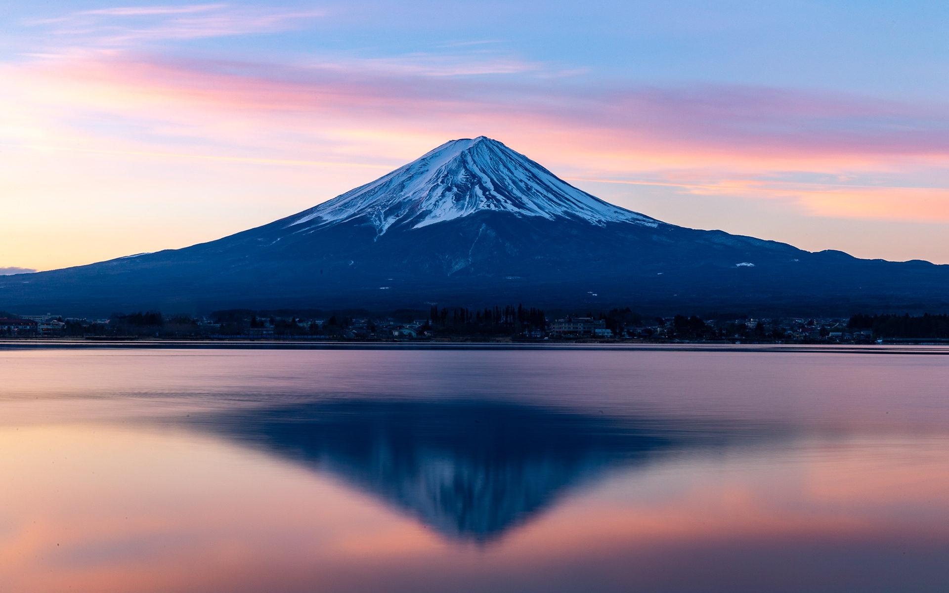гора Фудзи 3