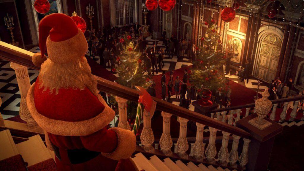 Hitman - Holiday Hoarders