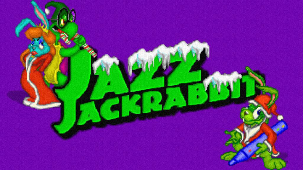 Jazz Jackrabbit Holiday Hare