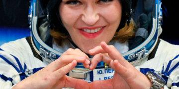 Пересильд в космосе – у актрисы наблюдаются проблемы со здоровьем