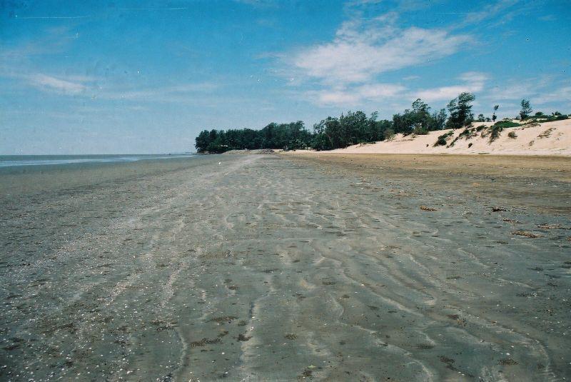 пляж Чандипур, Отель Индия