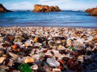Стеклянный пляж, Калифорния, США