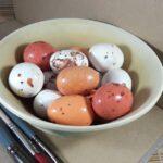 Яйца из марципана